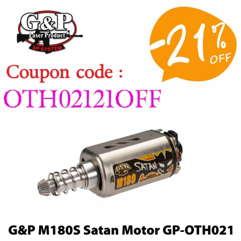 G&P Airsoft Parts Shop - Special Discount on batteries - 20% Off
